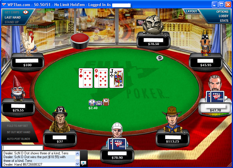 Poker Tilt