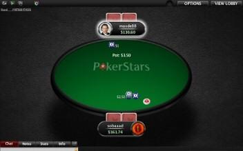 Poker heads up online